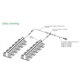 Connecteur de raccordement en T pour SANlight LED Q6W et Q4W