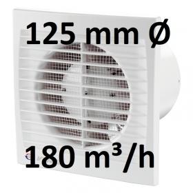 VENTS 125 S  (180 m³/h)