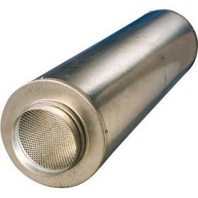 Silencieux 250mm/ 1200 mm vents