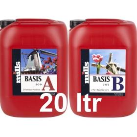 Mills Basis A/B 20ltr