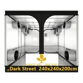 Dark Room 8' x 8' x 6⅔'
