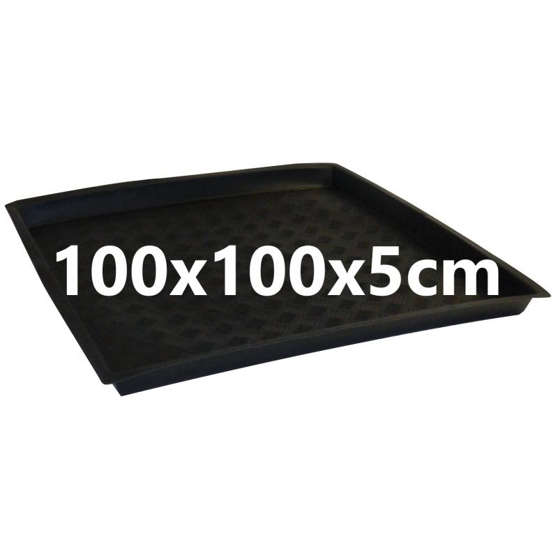 Plateau Flexible Flexitray 100x100x5cm