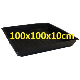 Plateau Flexible  Deep Flexitray 100x100x10cm