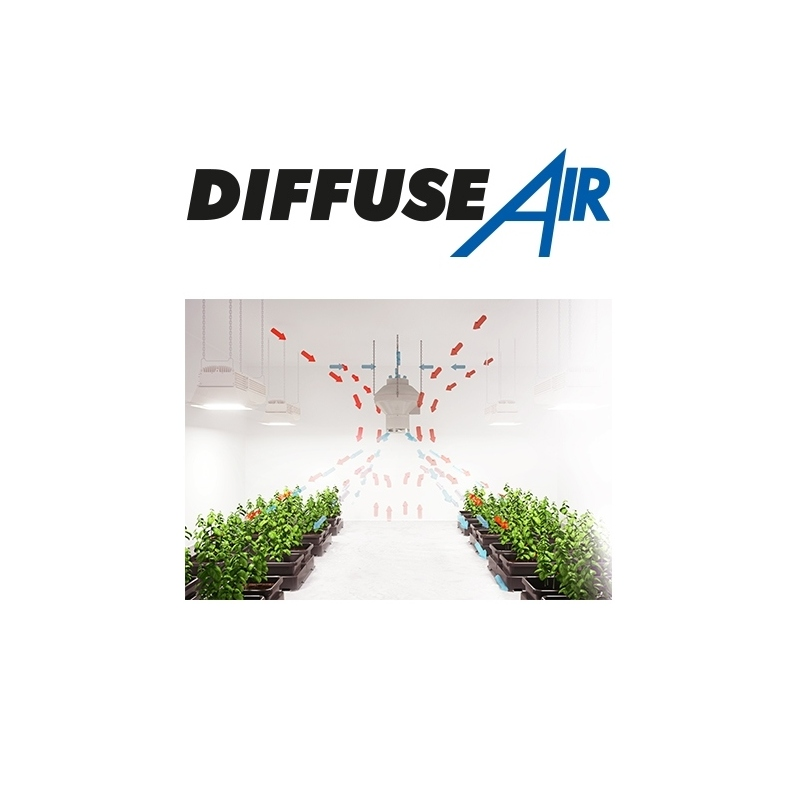 DiffuseAir 160 mm