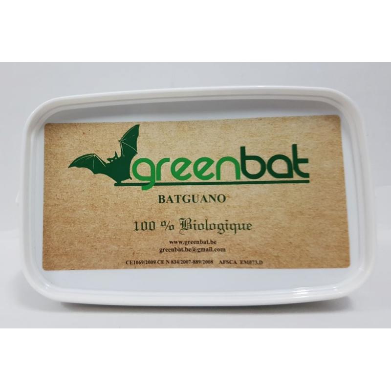Greenbat en Poudre 1kg (Guano de Chauve Souris)