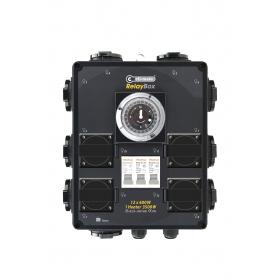 Timer Relay 12x600w + Heater