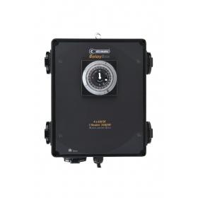 Klimaat VOI-Box 4x600w + verwarming plug