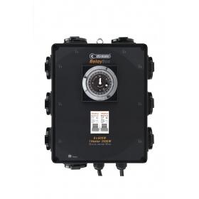 Climate VOI-Boxen 8x600w + prise de chauffage