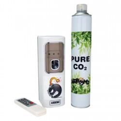 Diffuseur de CO2 avec capteur de lumière   AIRBOMZ