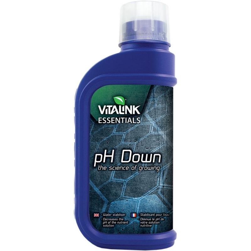 Vitalink pH- 1ltr (81% Acide Phosphorique)