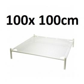Plastic Drying Rack 100x100cm