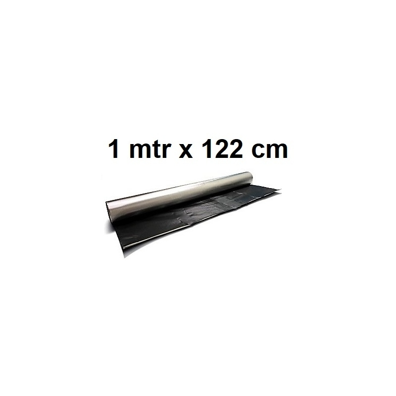 Mylar Diamond Black - vendu au mètre - Neptune Hydroponics