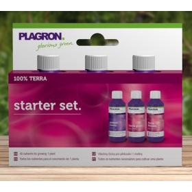 Plagron Starter set 100 % Terra Basic