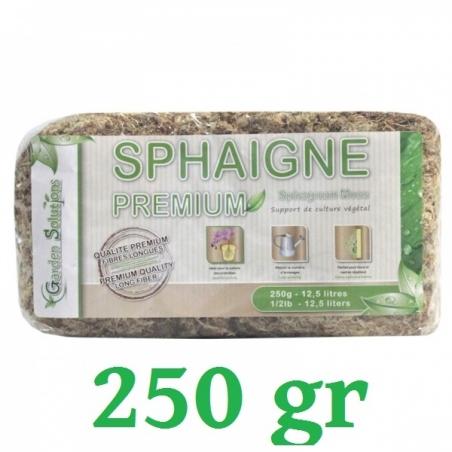 Sphaigne du Chili 250gr Qualité Premium (Garden Solution)