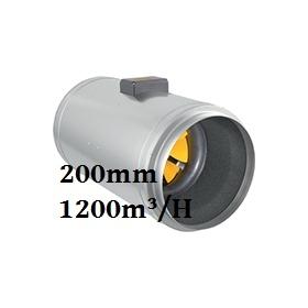 Q-Max EC 200 mm /1203 m³