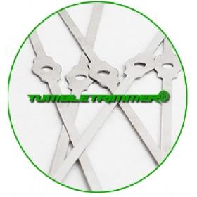 Tumble trimmer lames 5 pc