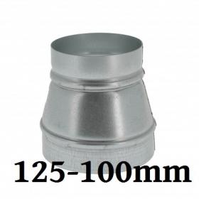 Reducer 125mm-100mm