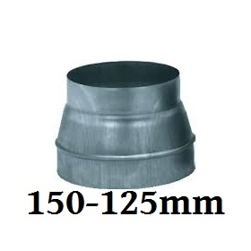 Réducteur 150mm-125mm