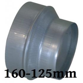 Reducteur 160mm-125mm