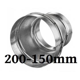 Réducteur 200mm - 150mm