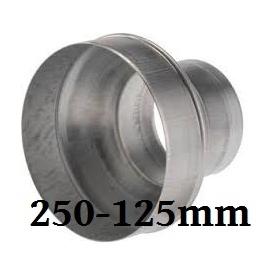 Réducteur 250mm-125mm