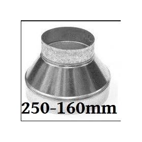 Reducer 250mm-160mm