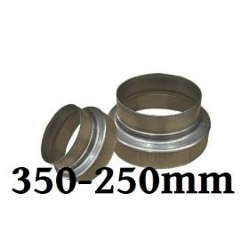 Réducteur 355mm-250mm