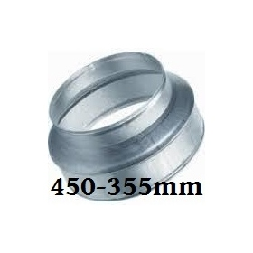 Reducer 450mm-355mm
