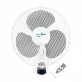 Ventilateur Mural + Télécommande