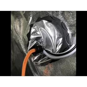 Chaussette double pour passage des câbles 70mm Ø - Secret Jardin