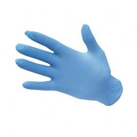 Tuffsafe Nitrile Gloves (x100pcs) M