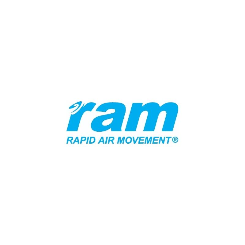 RAM Oscillate Multi Fan 18cm ø 20 W