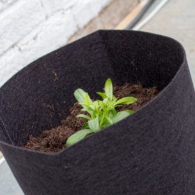 PLAN!T Dirt Pot 17 ltr ronde sans poignées