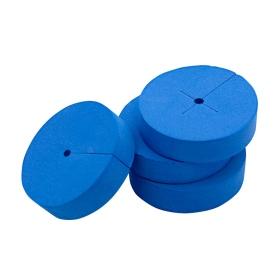 Round Neoprene Clone Collar 48mm (10pcs)
