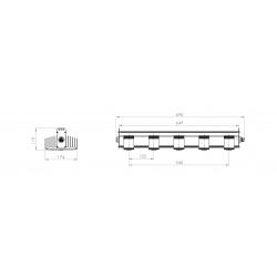 Led Lamp SANlight Q5W - 205 Watt