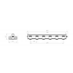 Led Lamp SANlight Q6W - 245 Watt