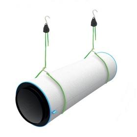 Suspension kit 2 x 65 kg Rope Ratchets - Lumii