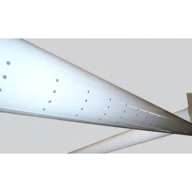 Air Distribution Hose 250 ø x 10 m (200 m³  p/mtr)