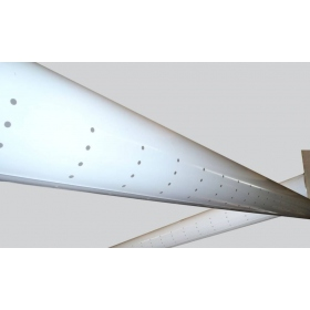 Air Distribution Hose 315 ø x 5 m (240 m³  p/mtr)