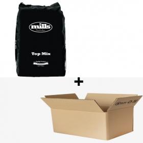 1 x Mills Top Mix (50 ltr)