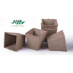 Jiffypots Square 8x8cm
