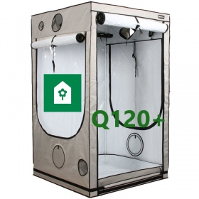 HOMEbox Ambient Q120+  (120x120x220cm)