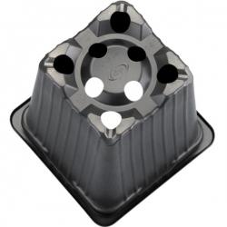 Pot Carré 0.5ltr (9x9x10cm)