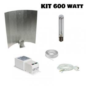Pack HPS 600w Horti Gear