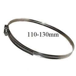 Collier de serrage 110/130 mm