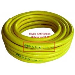 "Tuyau d'arrosage anti-torsion Alfaflex 12 mm  1/2""  1 mtr"