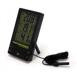 Thermomètre/Hygromètre Min-Max Pro Garden Highpro
