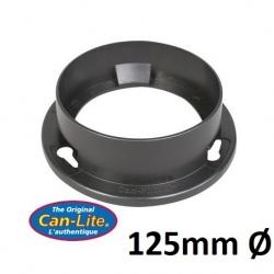Connecteur 125mm Ø pour  Can filters 1500PL-2600PL-900PL