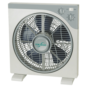 Ventilateur Box Fan 30cm - Fertraso