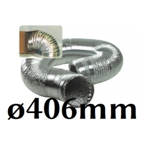 Aluconnect 406mm ø (10mtr)
